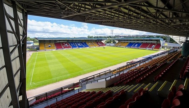 Image result for mcdiarmid park stadium