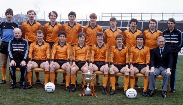 Talking Kit - Dundee United 1979-1983   SPFL
