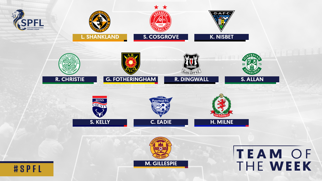 SPFL | Official Site of Scottish Professional Football League